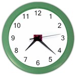 intensive_liquid-104671 Color Wall Clock