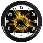 ikon06b-42458 Wall Clock (Black)