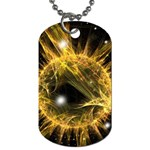 ikon06b-42458 Dog Tag (One Side)