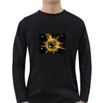 ikon06b-42458 Long Sleeve Dark T-Shirt