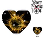 ikon06b-42458 Multi-purpose Cards (Heart)