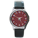 mind_chaos-P1-124543 Round Metal Watch