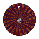 mind_chaos-P1-124543 Ornament (Round)