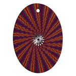 mind_chaos-P1-124543 Ornament (Oval)
