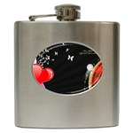 1024-feb-752974 Hip Flask (6 oz)