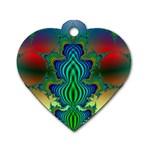 adamsky-416994 Dog Tag Heart (One Side)