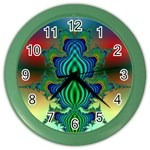adamsky-416994 Color Wall Clock