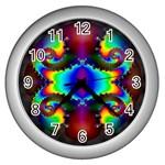 adamsky-416994 Wall Clock (Silver)
