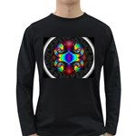 adamsky-416994 Long Sleeve Dark T-Shirt