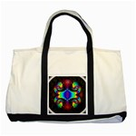 adamsky-416994 Two Tone Tote Bag