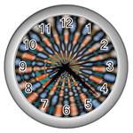 Art-Rings-864831 Wall Clock (Silver)