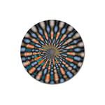 Art-Rings-864831 Magnet 3  (Round)