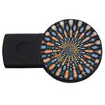 Art-Rings-864831 USB Flash Drive Round (4 GB)