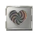 compacta_2-137907 Mega Link Heart Italian Charm (18mm)
