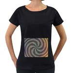 compacta_2-137907 Maternity Black T-Shirt