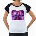 color-galaxy-323371 Women s Cap Sleeve T