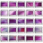 color-galaxy-323371 9mm Italian Charm (25 pack)