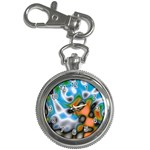 Color_Magma-559871 Key Chain Watch