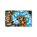 Color_Magma-559871 Sticker (Rectangular)