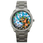 Color_Magma-559871 Sport Metal Watch