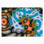 Color_Magma-559871 Glasses Cloth (Large, Two Sides)
