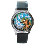 Color_Magma-559871 Round Metal Watch