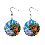 Color_Magma-559871 1  Button Earrings