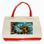 Color_Magma-559871 Classic Tote Bag (Red)