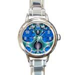 bulli-177815 Round Italian Charm Watch