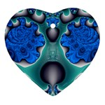 bulli-177815 Heart Ornament (Two Sides)