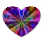 Bounty_Flower-161945 Mousepad (Heart)