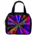 Bounty_Flower-161945 Classic Handbag (One Side)