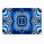 bluerings-185954 Postcard 4 x 6  (Pkg of 10)
