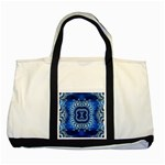 bluerings-185954 Two Tone Tote Bag
