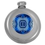 bluerings-185954 Hip Flask (5 oz)