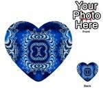 bluerings-185954 Multi-purpose Cards (Heart)