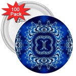 bluerings-185954 3  Button (100 pack)