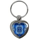 bluerings-185954 Key Chain (Heart)