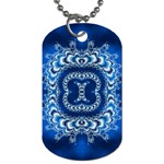 bluerings-185954 Dog Tag (One Side)