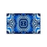 bluerings-185954 Sticker Rectangular (10 pack)