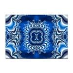 bluerings-185954 Sticker A4 (10 pack)