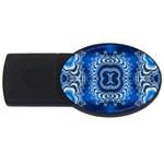 bluerings-185954 USB Flash Drive Oval (1 GB)