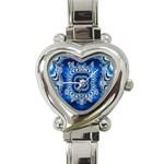 bluerings-185954 Heart Italian Charm Watch