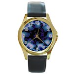 blue%20design%20wave%202-662985 Round Gold Metal Watch