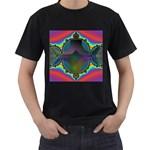 Uladusa_Desktop-976877 Black T-Shirt