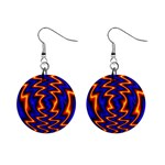 wallpaper%20spumanti%2002-776205 1  Button Earrings