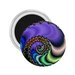 Colorfull_Fractal-215042 2.25  Magnet
