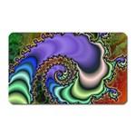 Colorfull_Fractal-215042 Magnet (Rectangular)