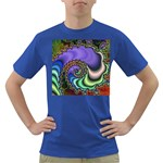 Colorfull_Fractal-215042 Dark T-Shirt