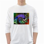Colorfull_Fractal-215042 Long Sleeve T-Shirt